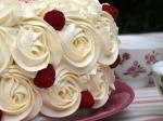 Taller de Layer Cake con decoración con MangaPastelera