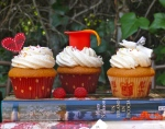 Cupcakes de Graduacion