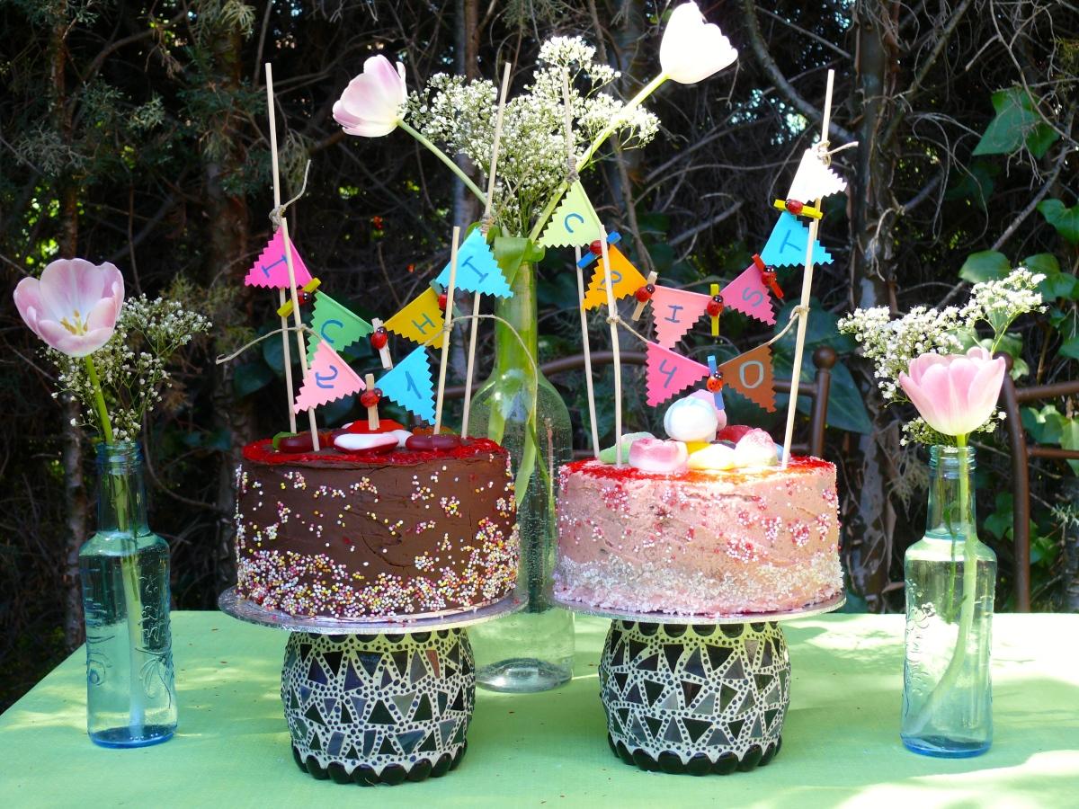 Fiesta de Cumpleaños - Dedicado a Cris & Ichi
